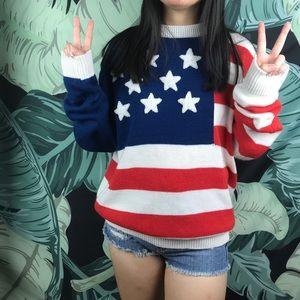 Vintage | American Sweater